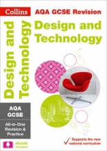 Collins GCSE AQA GCSE 9-1 Design & Technology All-in-One Revision and Practice