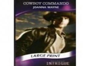 Wayne, Joanna Cowboy Commando