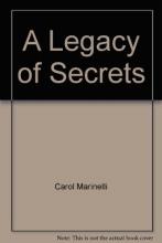 Marinelli, Carol Legacy of Secrets
