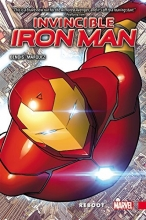 Bendis, Brian Michael Invincible Iron Man 1