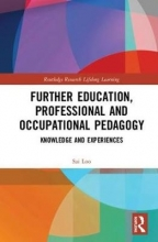 Sai (University College, London) Loo Further Education, Professional and Occupational Pedagogy
