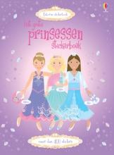 Watt, Fiona Het grote prinsessen stickerboek