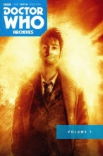 Russell, Gary,   Lee, Tony Doctor Who Archives Tenth Doctor Omnibus 1