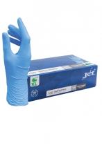 , Handschoen Euro nitril XL blauw doos à 100 stuks