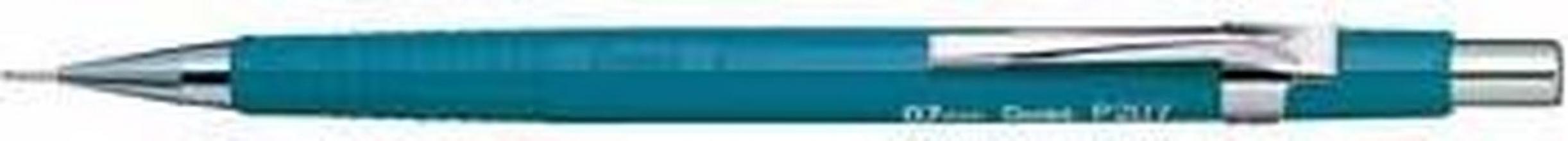 , Vulpotlood pentel P207 0.7mm blauw