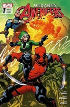 Duggan, Gerry Uncanny Avengers Bd. 1 (2. Serie)