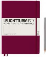 , Leuchtturm notitieboek composition softcover 178x254 mm  port blanco