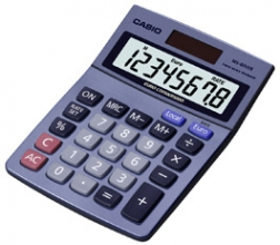 , Rekenmachine Casio MS-80VERII