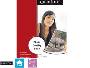 , Fotopapier Quantore A4 230gr mat satijn 50vel
