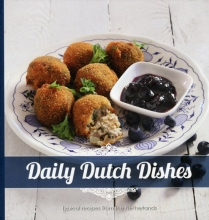 Xw1159 Set puur hout serveerplank 38cm + daily dutch dishes