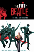Tiwary,,Vivak Vijfde Beatle Hc01. de Brian Epstein Story