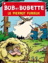 Willy  Vandersteen Bob et Bobette 117 Le pierrot furieux