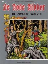 Willy  Vandersteen De rode ridder 15 De zwarte wolvin
