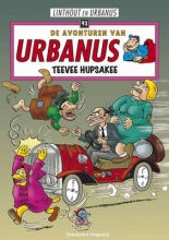 Urbanus,   Linthout De avonturen van Urbanus 93 Teevee hupsakee