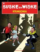 Willy  Vandersteen Suske en Wiske Krimsonia 316