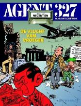 Martin  Lodewijk Agent 327 - Dossier 19 - De vlucht van vroeger