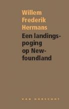Willem Frederik Hermans , Een landingspoging op Newfoundland