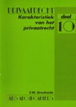 F.W. Grosheide , Karakteristiek van het privaatrecht