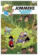 Nys,,Jef Jommeke 203