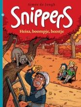 Aimee De  Jongh Snippers  4, Heisa, Boompje, Beestje
