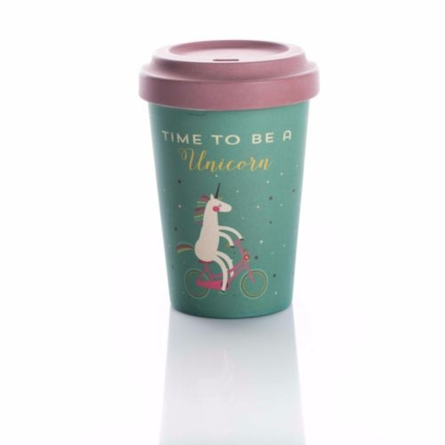 Bcp205,Bamboocup coffee time for unicorns