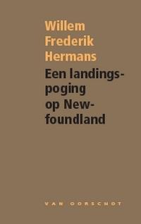 Willem Frederik Hermans,Een landingspoging op Newfoundland