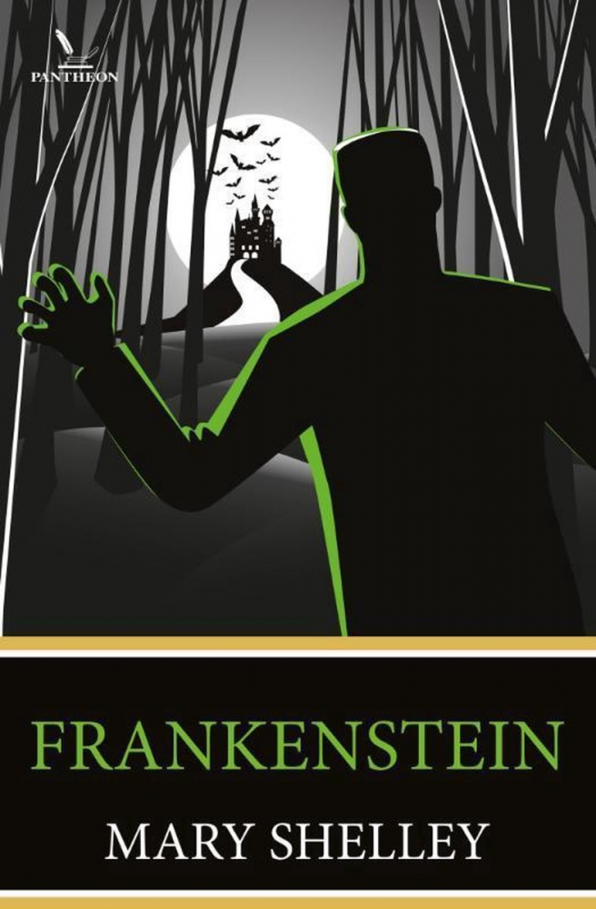 Mary Shelley, Stephen King,Frankenstein