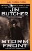 Butcher, Jim, Storm Front