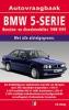 <b>P.H.Olving</b>,Vraagbaak BMW 5-serie / Benzine/Diesel 1988-1991