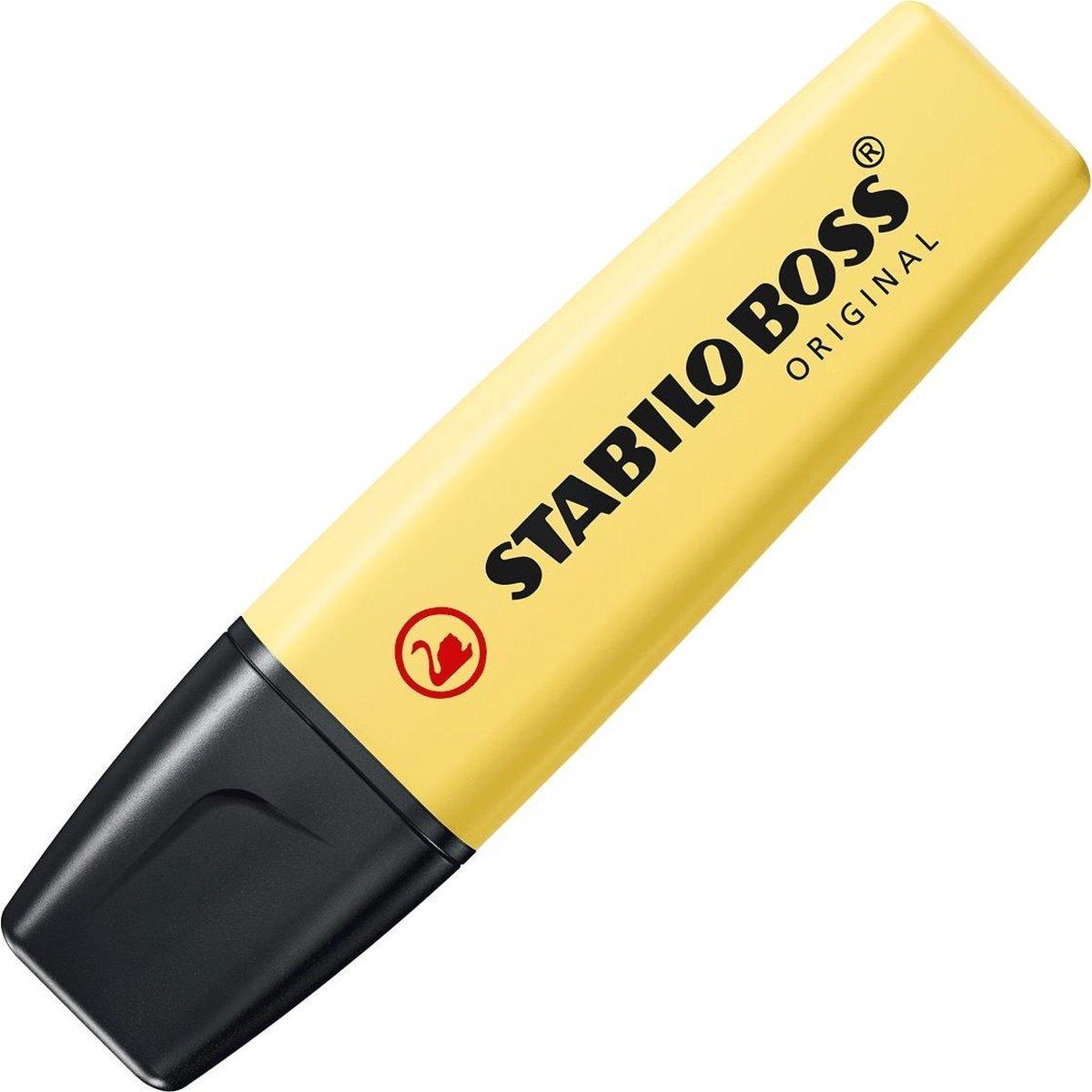 ,Markeerstift STABILO Boss pastel 8 st