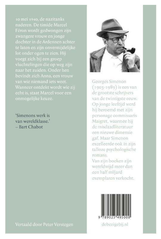 Georges Simenon,De trein