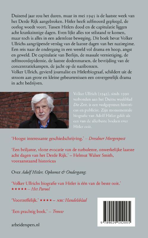 Volker Ullrich,Acht dagen in mei