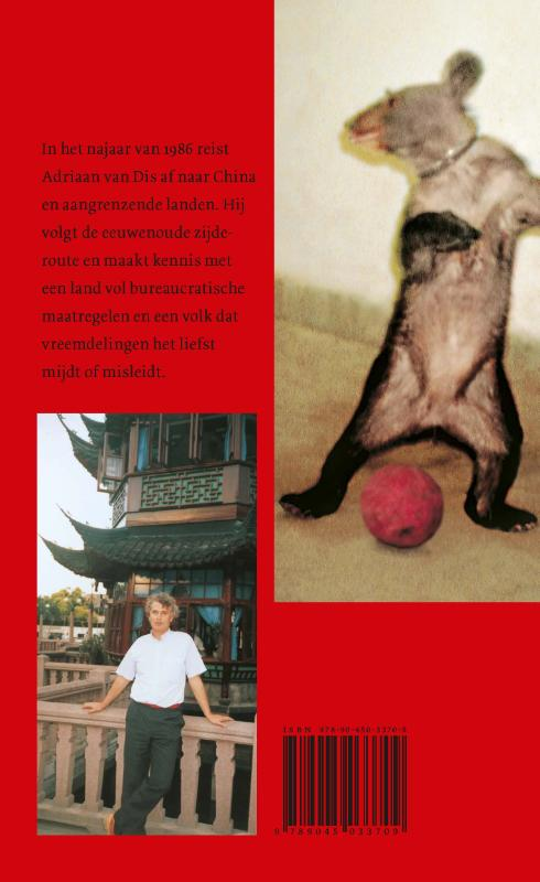 Adriaan van Dis,Een barbaar in China