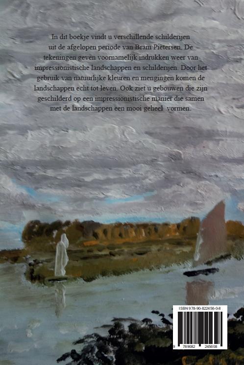 Bram Pietersen,Kunst door Bram Pietersen