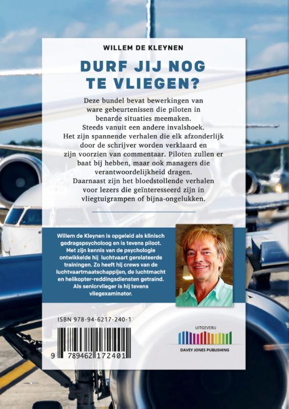 Willem de Kleynen,Durf jij nog te vliegen?
