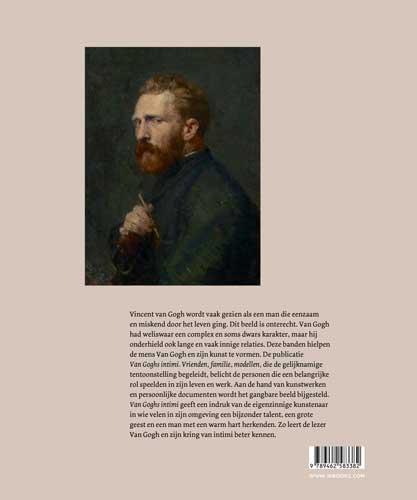 Helewise Berger, Sjaar van Heugten, Laura Prins,Van Goghs intimi