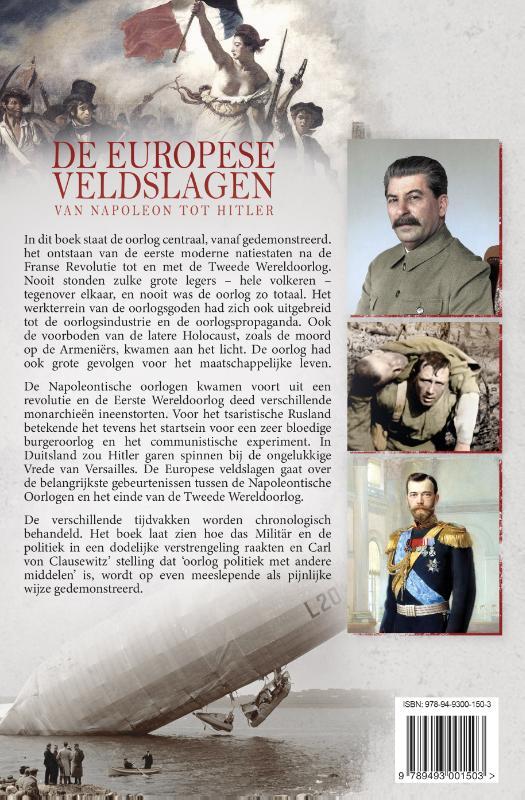 ,De Europese Veldslagen