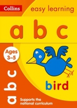 Collins Easy Learning ABC Ages 3-5: New Edition