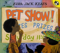 Ezra Jack Keats Pet Show!