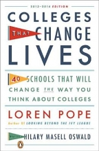 Pope, Loren Colleges That Change Lives