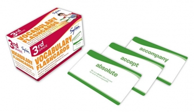 3rd Grade Vocabulary Flashcards