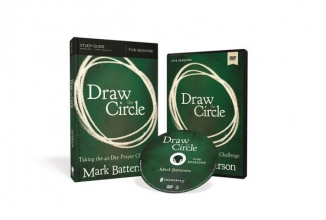 Batterson, Mark Draw the Circle Study Guide with DVD