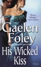 Foley, Gaelen His Wicked Kiss