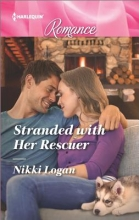Logan, Nikki Stranded With Her Rescuer