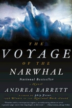 Barrett, Andrea Voyage of the Narwhal