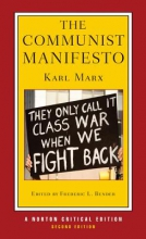 Marx, Karl The Communist Manifesto 2e (NCE)