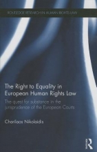 Nikolaidis Right to Equality in European Human Rights Law