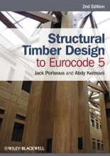Porteous, Jack Structural Timber Design to Eurocode 5