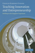 Charles Hampden-Turner Teaching Innovation and Entrepreneurship