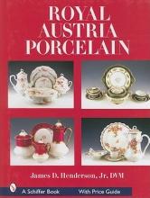 James D. Henderson Royal Austria Porcelain